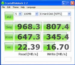 画像録画システムベンチデータ1