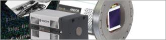 Andor社X線・冷却CCD・sCMOSカメラ