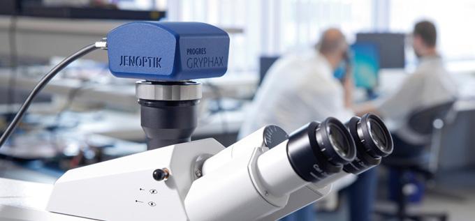 jenoptik社製顕微鏡用カメラ