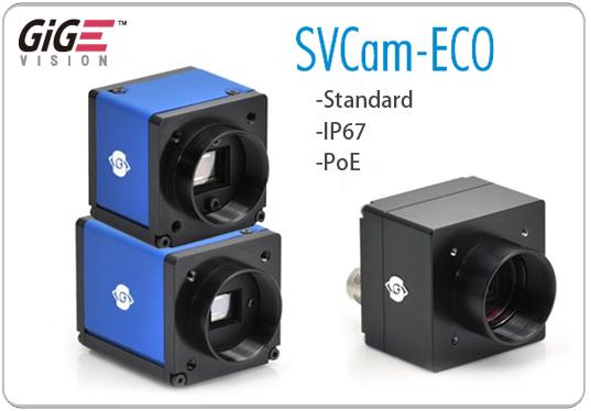 超小型GigEカメラ